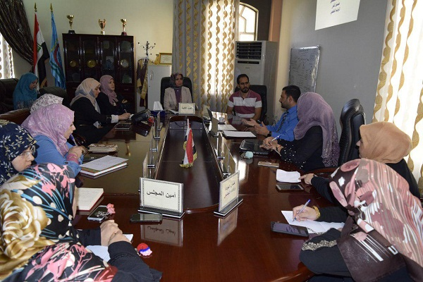 The Faculty of Veterinary Medicine organizes a workshop on the course system for the Registration Division