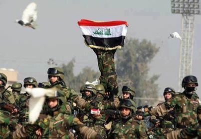 كلية الطب البيطري تهنئ الشعب العراقي بمناسبة تحرير الاراضي العراقية من دنس الارهاب