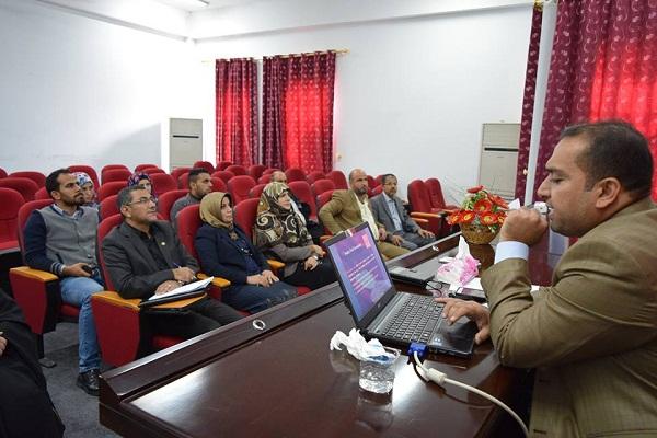 كلية الطب البيطري جامعة كربلاء تنظم دورة عن التقنيات الحديثة لتغذية الدواجن في المناطق الحارة