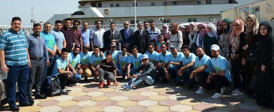برنامج التوأمة العلمية بين كلية الطب البيطري في جامعة كربلاء ونظيرتها في جامعة البصرة