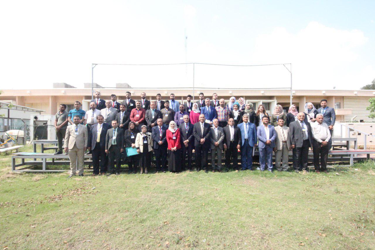 كلية الطب البيطري في جامعة كربلاء تشارك في المؤتمر العلمي الطلابي الثاني لكليات الطب البيطري العراقية