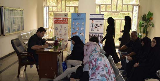 كلية الطب البيطري مستمرة بتسجيل الطلبة الجدد للعام الدراسي 2018/2019