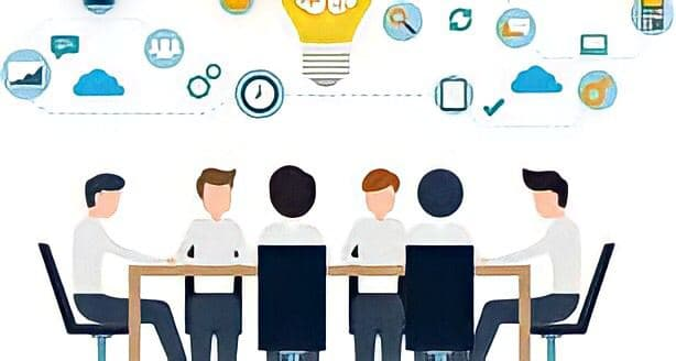 منهاج الدورات التدريبية (الحضورية والالكترونية)